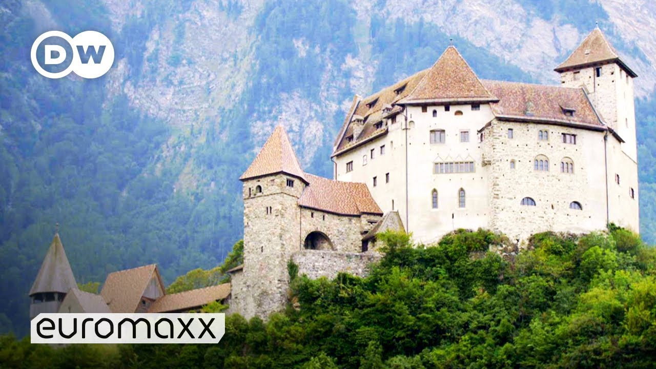 8 Things to Do in Liechtenstein | City Check Vaduz | Travel Guide for Traveling Europe | DW Euromaxx