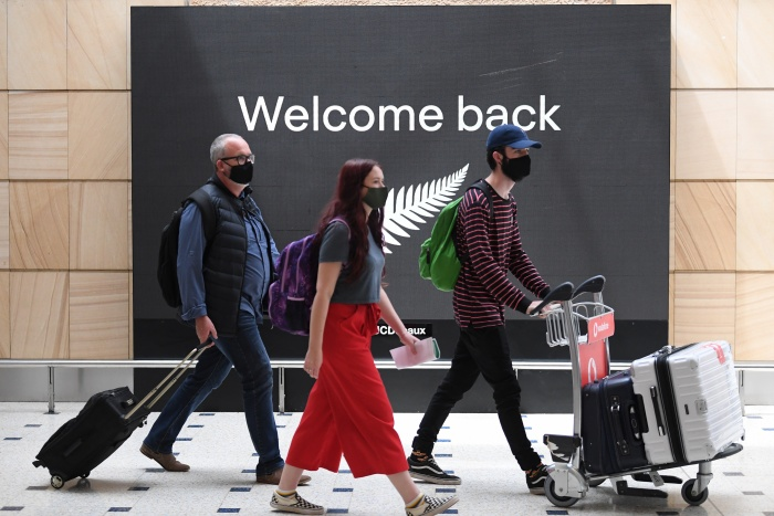 Australia reopens borders to New Zealand travellers | News