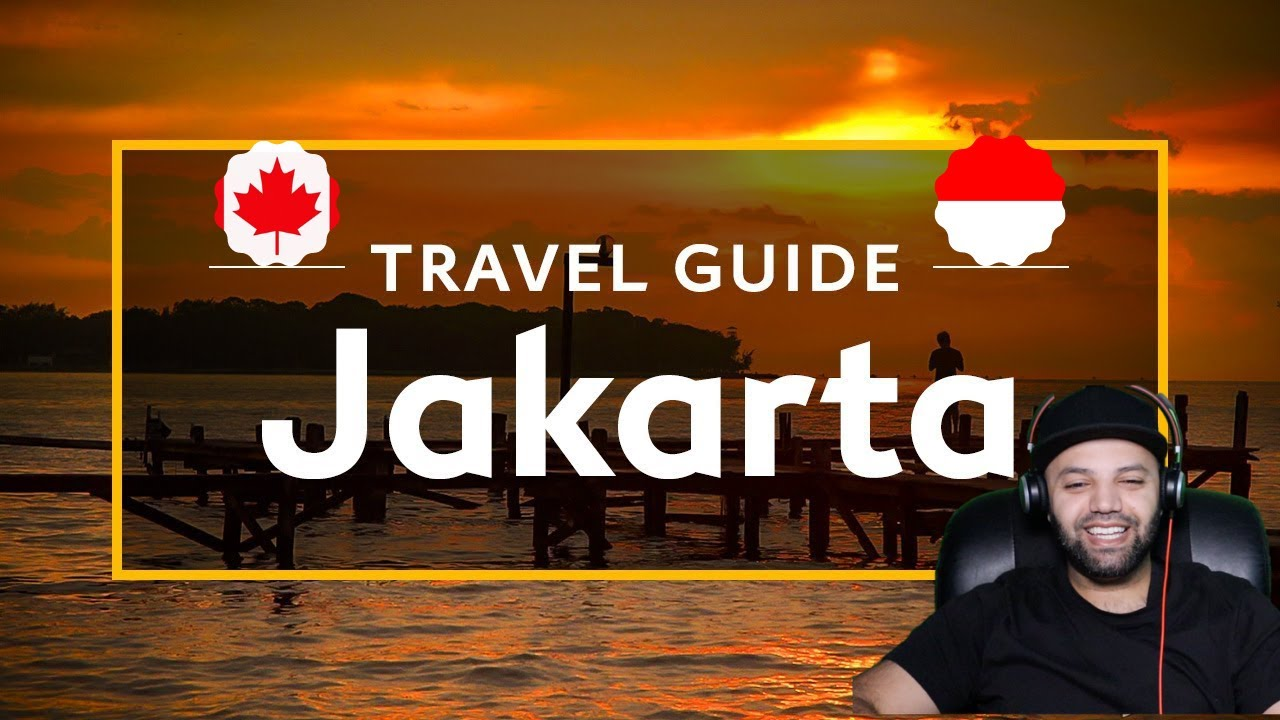 Jakarta Vacation Travel Guide | Expedia | Indonesia Reaction | MR Halal Reacts