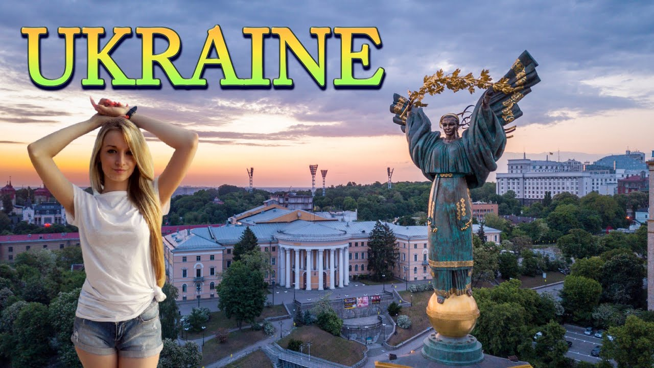 Travel To Ukraine | Ukraine Travel Adventure Vlog | Ukraine Most Visit Places Guide 4k