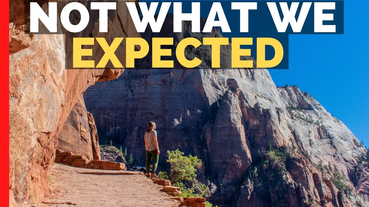 Visiting Zion National Park? | RV Travel Guide to Exploring Zion Utah