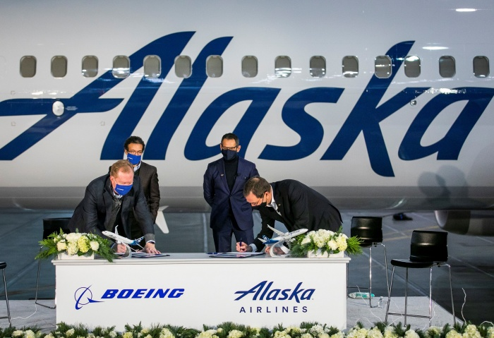 Alaska Airlines expands Boeing 737 Max order | News