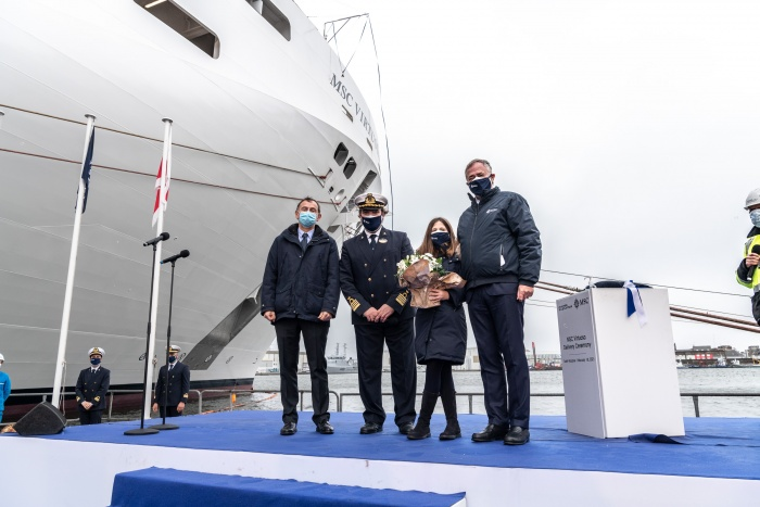 MSC Cruises takes delivery of MSC Virtuosa | News
